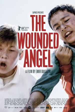 THE WOUNDED ANGEL (RANENYY ANGEL)